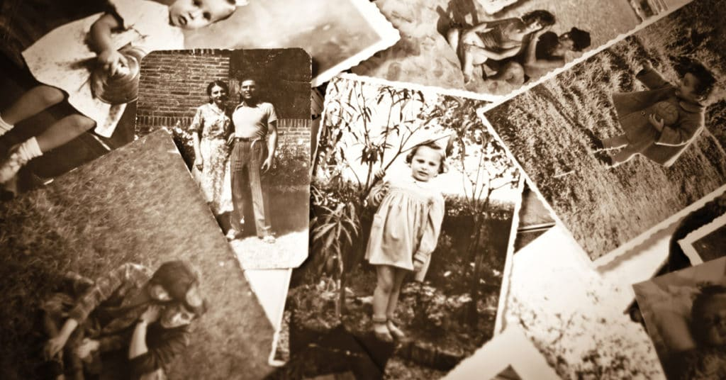 Fotografija s uspomenama na prošlost
