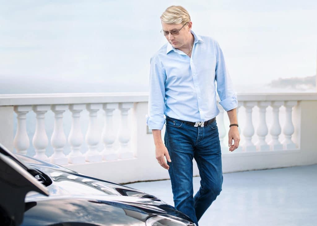 Najmodernija tehnika prati bivšeg prvaka u Formuli 1 Miku Häkkinena cijeli život
