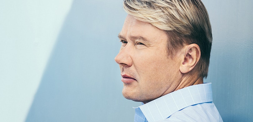 Ambasador za sluh Mika Häkkinen