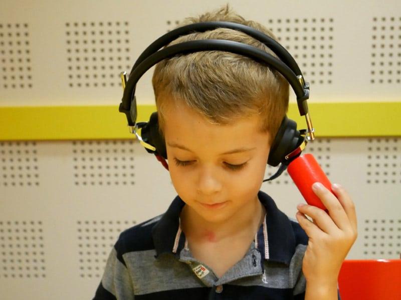 Slušni test za djecu