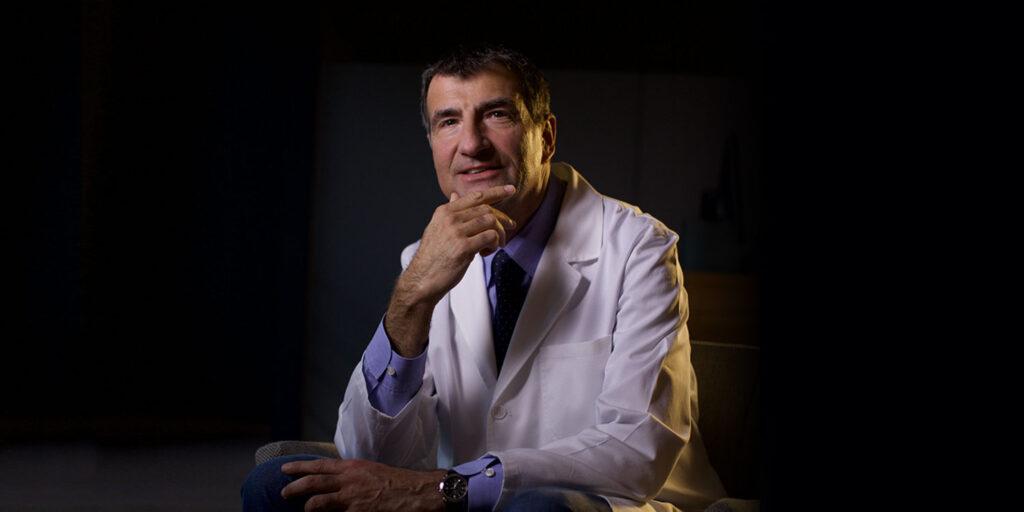 prof. dr. sc. Robert Trotić, otorinolaringolog-audiolog